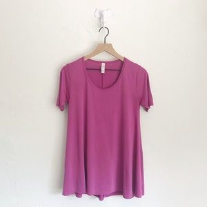 LuLaRoe Pink Perfect T